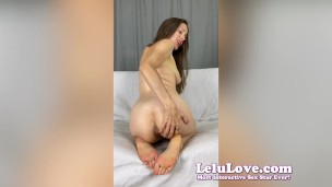 Amateur porn babe invites you to see her real day to day life of sex facial and regular every day adventures – Lelu Love